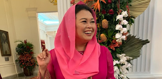 Yenny Wahid Dukung Mahasiswa, Warganet: Emang Mau Presidennya Prabowo?