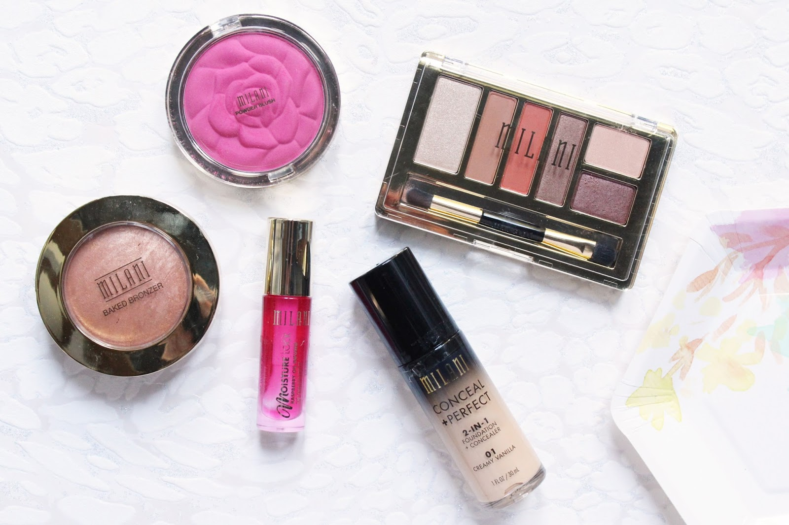 Milani Makeup at Beauty Base