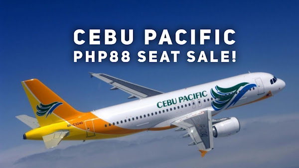 Cebu Pacific Seat Sale and Promos January 2021