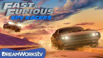 Fast & Furious Spy Racers Season 2 Dual Audio Hindi+Eng 2020 480p