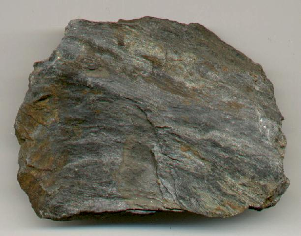 Phyllite learning geology for Pizarra roca