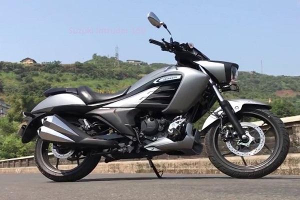 Review Spesifikasi dan Harga Suzuki Intruder 150 Terbaru
