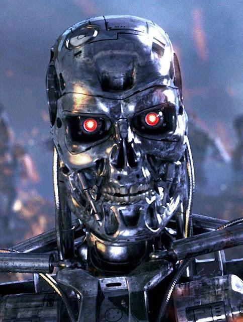 Se um robô, como no filme Terminator, 'adquirir vida' não será por obra técnica.