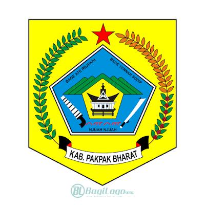 Kabupaten Pakpak Bharat Logo Vector
