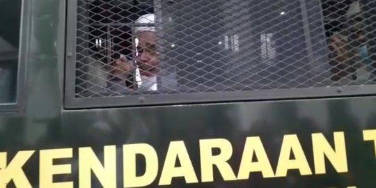 HRS: Saya Diisolasi di Sel Digembok 24 Jam Tak Boleh Dibesuk dan Ditegur Tahanan