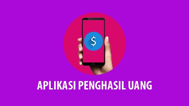 Aplikasi Penghasil Uang Tercepat - Modal Android Doang