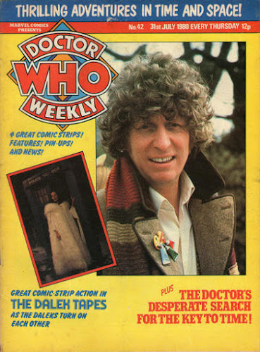 Doctor Who Weekly #42, Tom Baker
