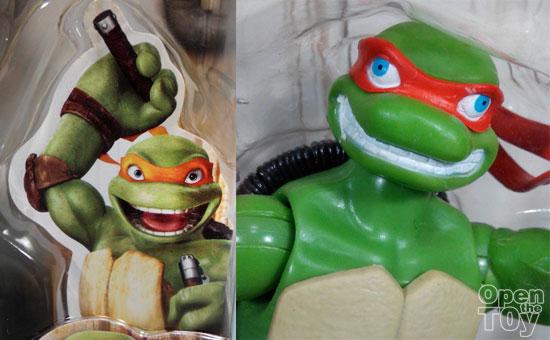 Tmnt 2007 Movie Michelangelo