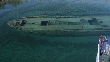 Kapal Antik Hindia Belanda Ditemukan di Nias Utara