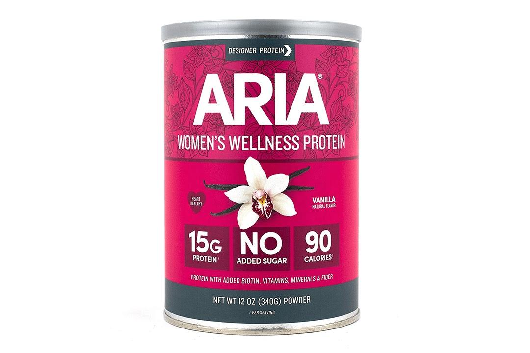 Designer Protein ARIA Women's Wellness Protein