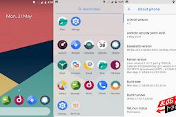 ROM Crdroid v4.2 Oreo untuk Xiaomi Redmi 5A ( Riva )