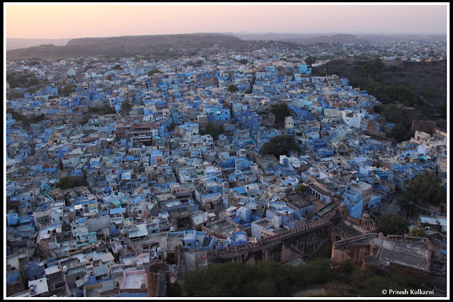 Blue City: Jodhpur