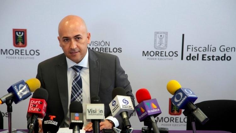 Hallan restos de 8 personas en Morelos