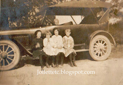 Gang 1920 - album of Helen Killeen Parker https://jollettetc.blogspot.com