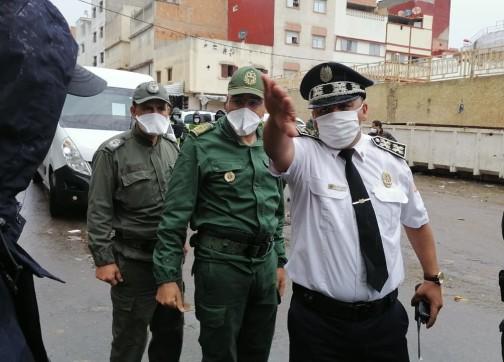 سلطات الرباط تُعلن عن قرار جديد لمكافحة انتشار كورونا