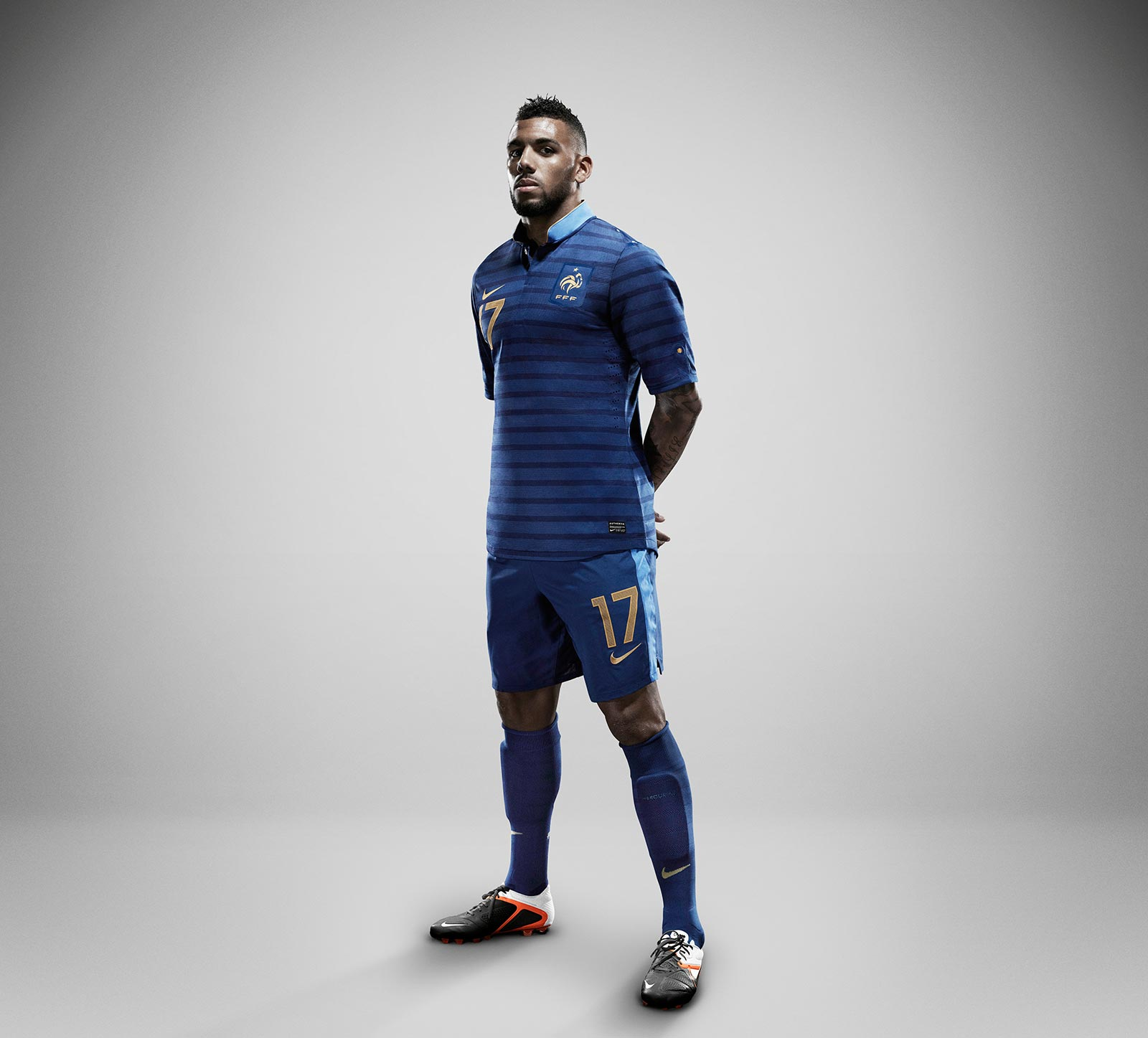 new product fabe4 cdd57 Here Is Why France's Kit Features a Cock - Footy Headlines