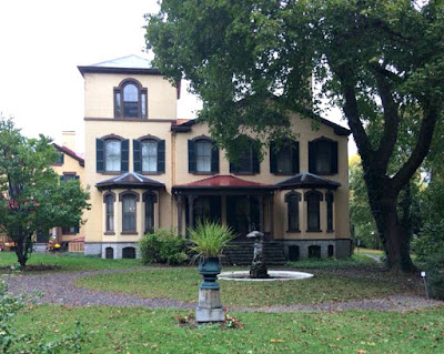 William H. Seward House Museum in Auburn, New York