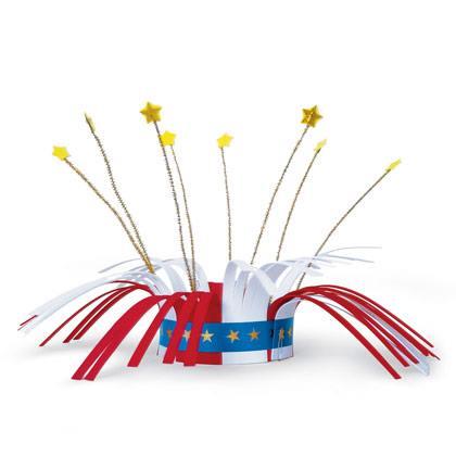Firecracker Crowns