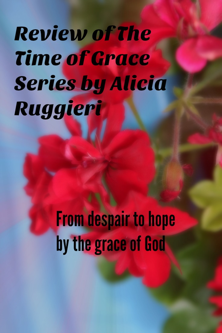 Review of The Time of Grace Series by Alicia Ruggieri