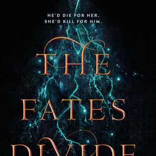 THE FATES DIVIDE (Carve the Mark #2) - by Veronica Roth