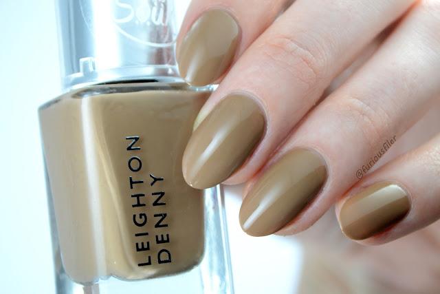 Leighton denny hidden city nude swatch