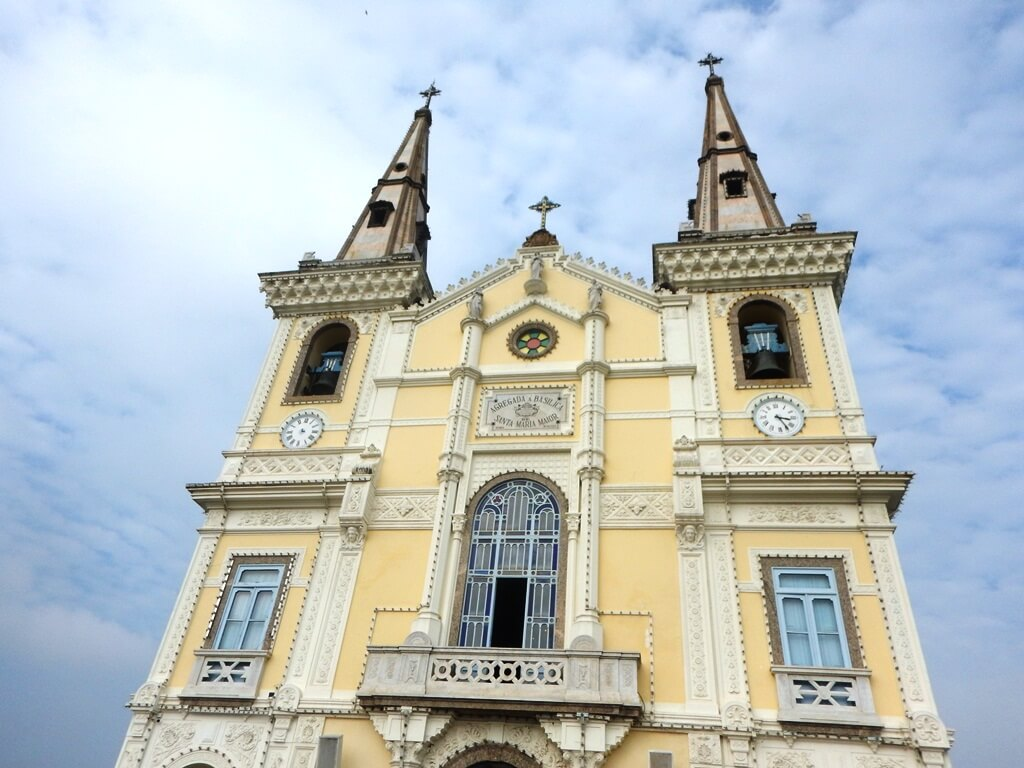 Escadaria da Igreja da Penha