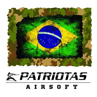 Logotipo Patriotas Airsoft
