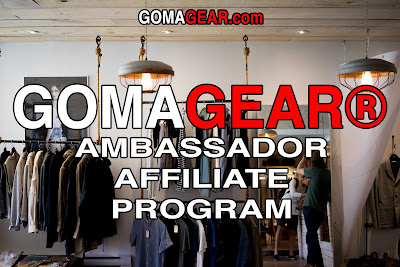 GOMAGEAR Ambassador Affiliate Program