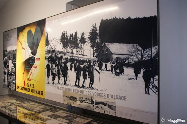 Il Museo all'interno del Campo di Concentramento di Natzweiler-Struthof