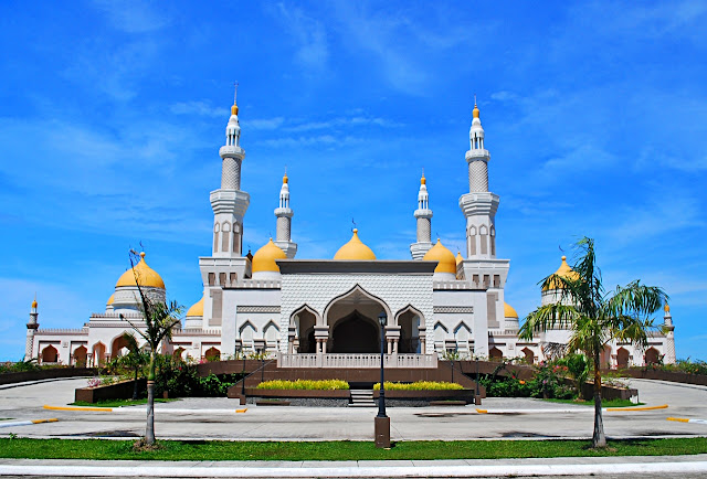 Mosques in Mindanao