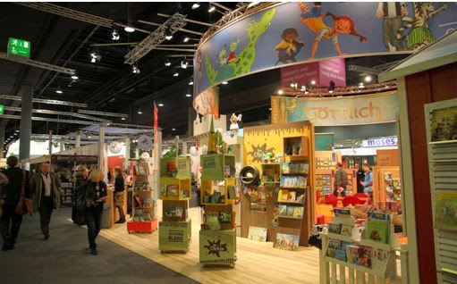 The Frankfurt Book Fair (FBF)