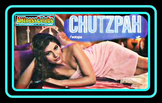 Elnaaz Norouzi sexy scene - Chutzpah (2021) HD 720p