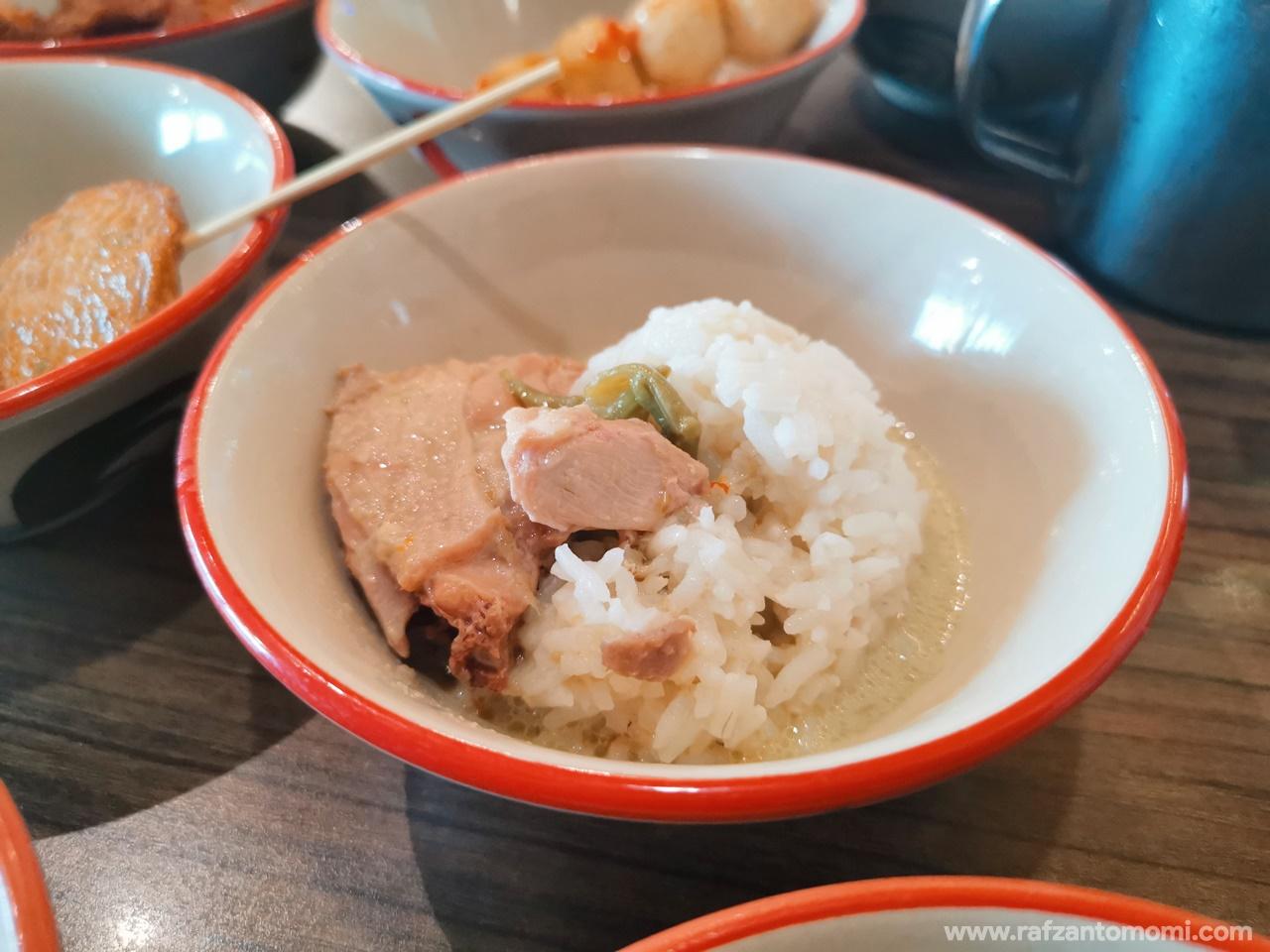 Cuba Makan Aroii Thai Boat Noodle & Street Food
