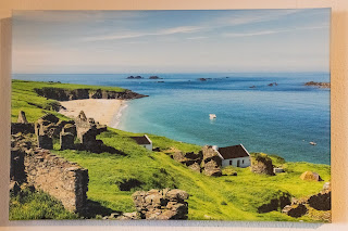 Great Blasket, available as canvas, framed, large or small mounted print and card