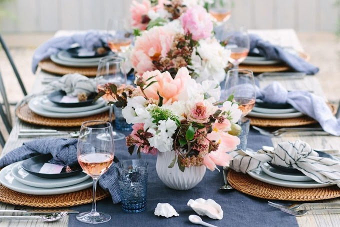 Beautiful Table & Details