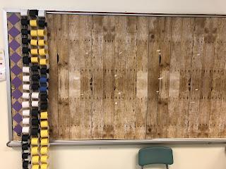 paper chain pixelation