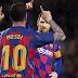 El Barcelona, con el salvavidas de Messi en la guarida de Maradona