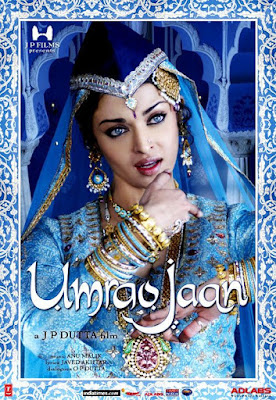 Umrao Jaan 2006 Hindi 720p DvDRip ESubs Download