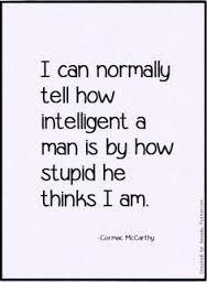 Meme sobre una cita de Cormac McCarthy