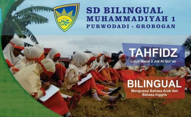 Lowongan Kerja Purwodadi Open recruitment SD Bilingual Muhammadiyah 1 Purwodadi. Sebagai Guru Kelas & Guru PAI dengan Kualifikasi