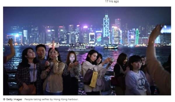 Experts say Hong Kong will become a major financial center