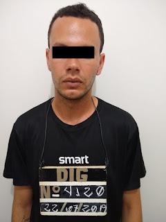 """Suspeito do crime de Itapevi do caso """"Yuri"""" é preso em Registro-SP"""