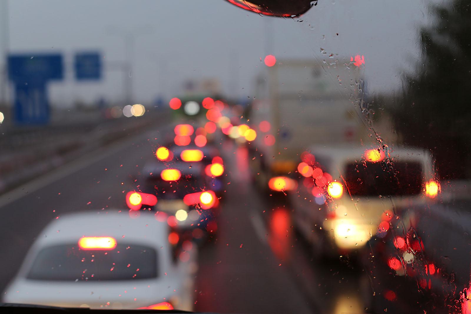 Pod znakiem nocy i deszczu - październikowa trasa do Hiszpanii
