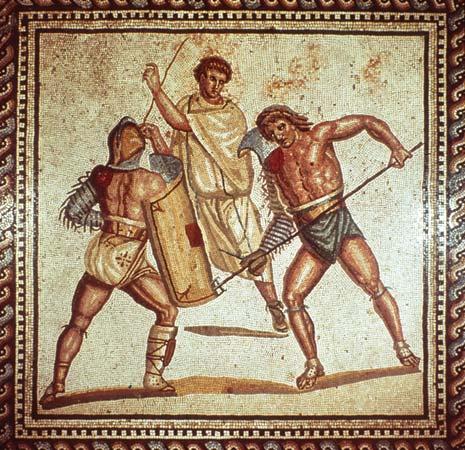 wasit arena gladiator