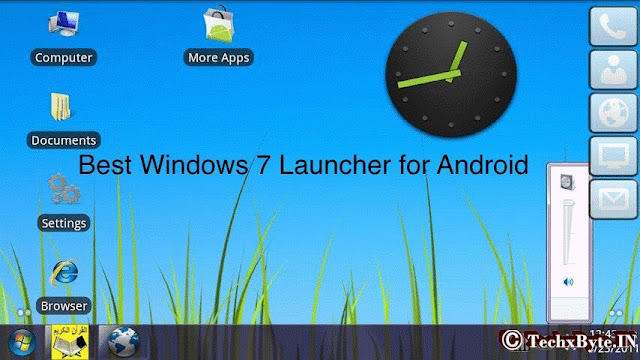 windows launchers for android