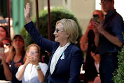 Clinton releases more medical info after pneumonia diagnosis