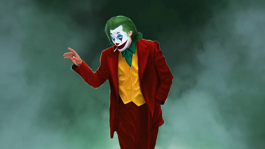 Joker Movie 2019 Art 4k Wallpaper 5 684