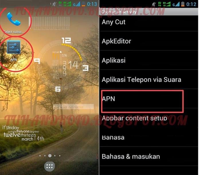 Aplikasi any cut untuk andromax c3