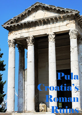 Travel the World: Visit Pula in Croatia for a colosseum and other Roman ruins.
