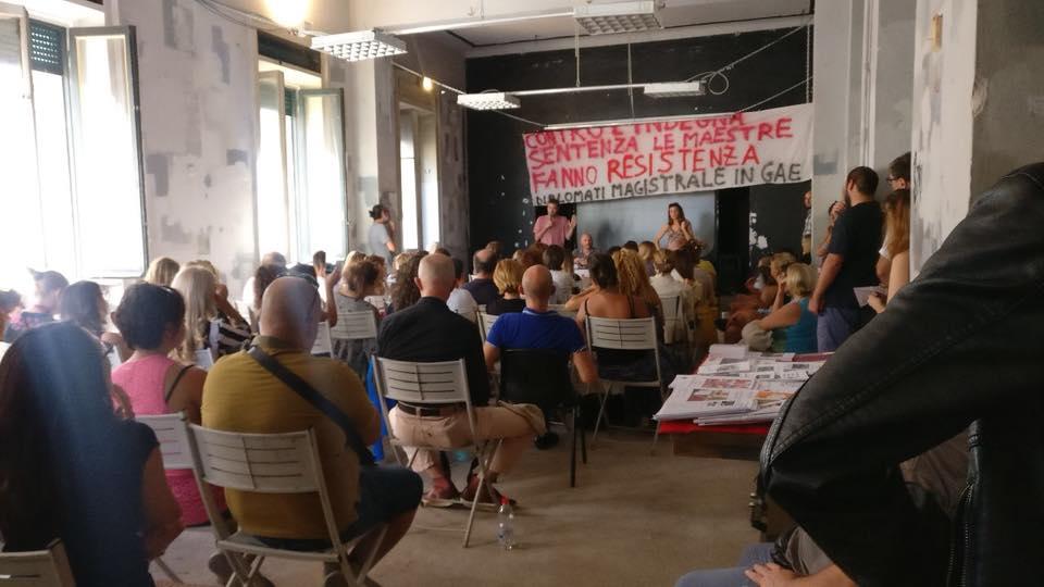 Ufficio Per Disoccupazione Milano : Slaicobas per il sindacato di classe: 8 settembre milano: riprende